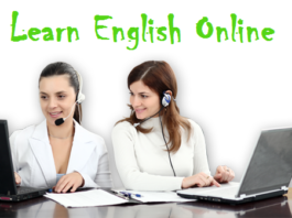 Học tiếng Anh online