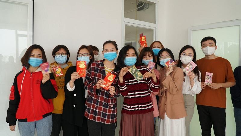 Phúc lợi công ty IMAP Việt Nam