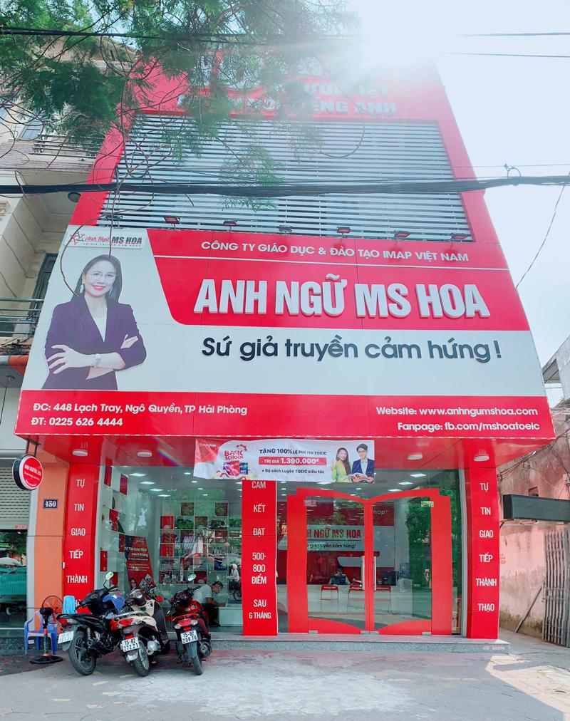 Anh ngữ Ms Hoa Hải Phòng