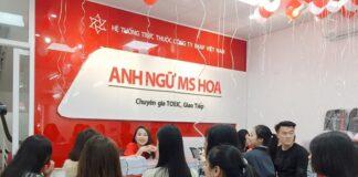Anh ngữ Ms Hoa